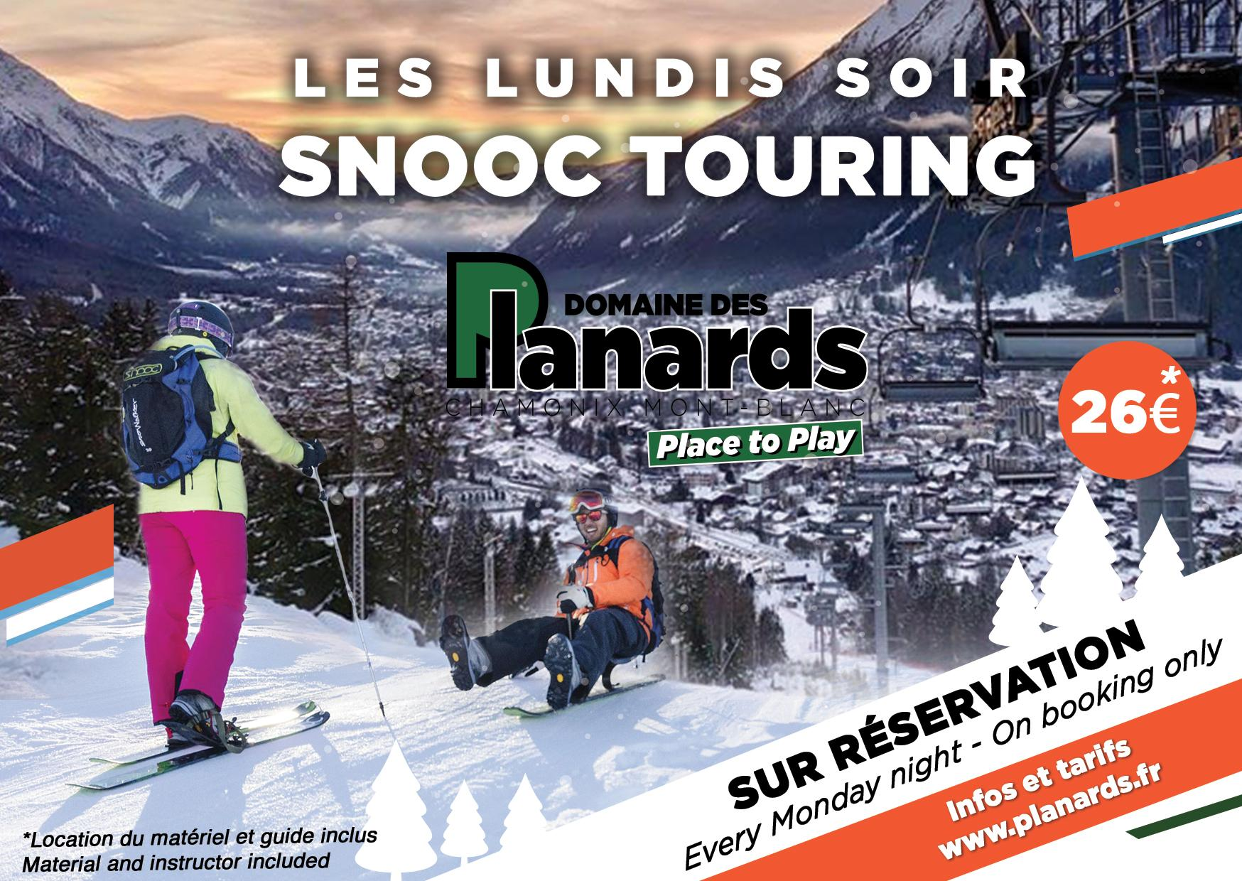 Lundis soirs snooc touring